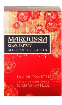 Slava Zaitsev Maroussia Eau de Toilette para mulheres 4