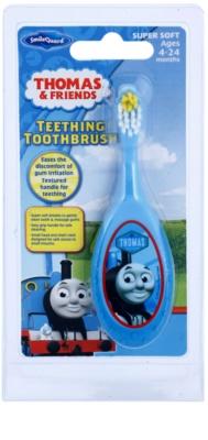 SmileGuard Thomas & Friends escova de dentes para crianças extra suave