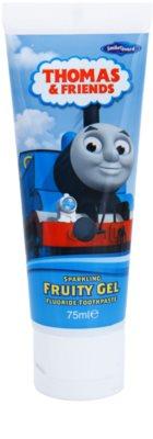 SmileGuard Thomas & Friends pasta de dentes para crianças