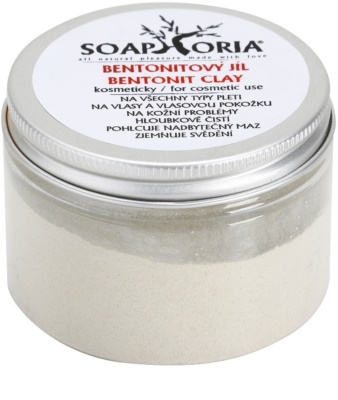 Soaphoria Care Bentonit-Mineral