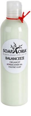 Soaphoria Hair Care acondicionador orgánico para cabello graso