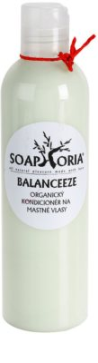 Soaphoria Hair Care balsam organic lichid pentru păr gras