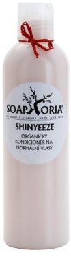 Soaphoria Hair Care течен органичен балсам за нормална коса