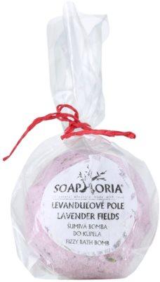 Soaphoria Lavender Fields bomba de baño  con efecto regenerador