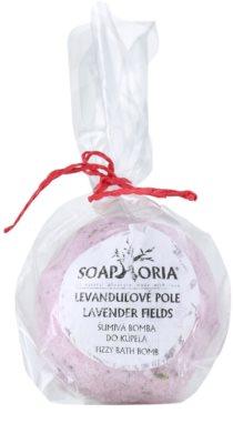 Soaphoria Lavender Fields kula do kąpieli o działaniu regenerującym