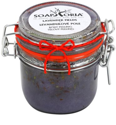 Soaphoria Lavender Fields Körperpeeling