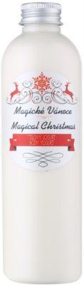 Soaphoria Magical Christmas organischer Body-Jogurth mit feuchtigkeitsspendender Wirkung
