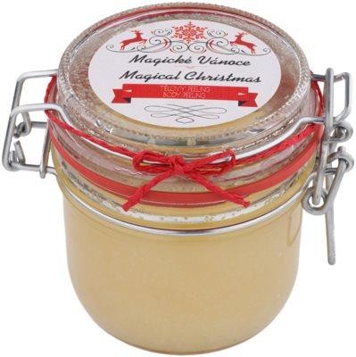Soaphoria Magical Christmas peelingowa sól do ciała na bazie olejów organicznych i maseł