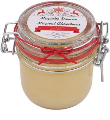 Soaphoria Magical Christmas soľný telový peeling na bázi organických olejov a masiel