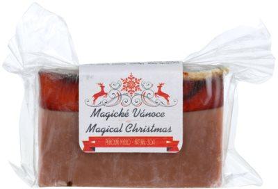 Soaphoria Magical Christmas natürliche feste Seife