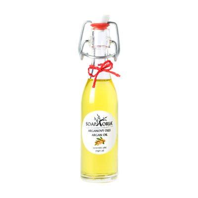 Soaphoria Organic óleo de argan