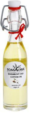 Soaphoria Organic aceite de algodón