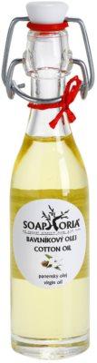 Soaphoria Organic bombažno olje