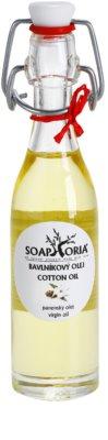 Soaphoria Organic масло от памучно семе