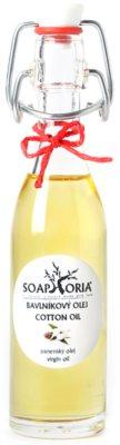 Soaphoria Organic óleo de algodão