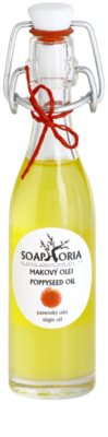 Soaphoria Organic aceite de semillas de amapola
