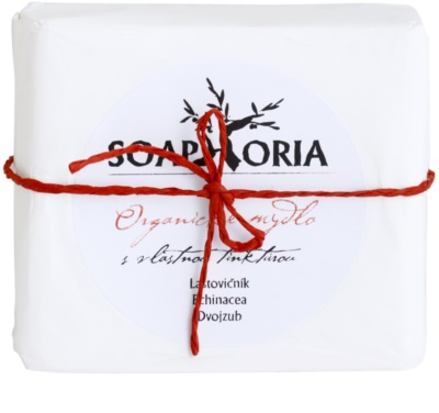 Soaphoria Organic Seife für problematische Haut