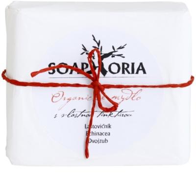 Soaphoria Organic сапун за проблемна кожа