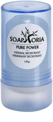 Soaphoria Pure Power Mineral-Deodorant