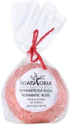 Soaphoria Romantic Rose антистресов комплект за вана с регенериращ ефект