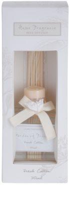 Sofira Decor Interior Fresh Cotton difusor de aromas con el relleno