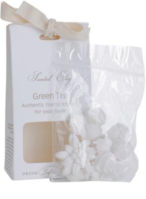 Sofira Decor Interior Green Tea ambientador para guarda-roupa 1
