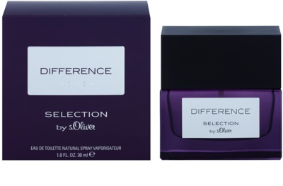 s.Oliver Difference Women eau de toilette para mujer