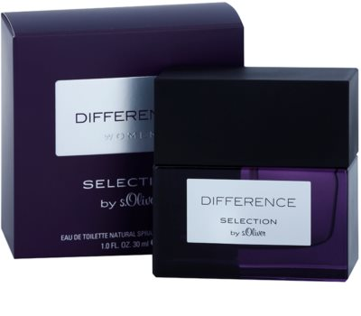 s.Oliver Difference Women eau de toilette para mujer 2