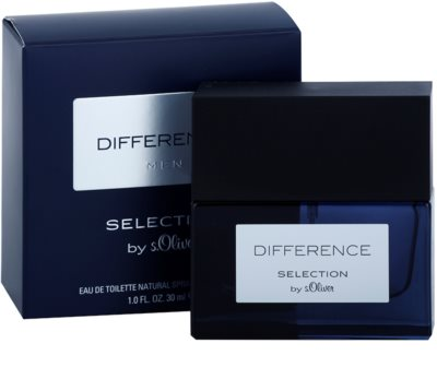s.Oliver Difference Men eau de toilette férfiaknak 2