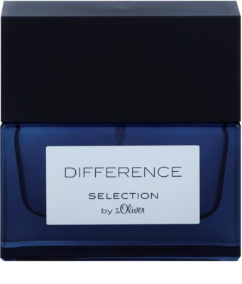 s.Oliver Difference Men eau de toilette férfiaknak 3