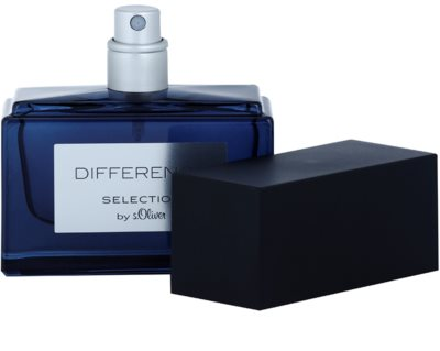 s.Oliver Difference Men eau de toilette férfiaknak 4