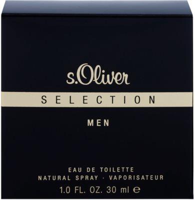 s.Oliver Selection Men eau de toilette para hombre 1