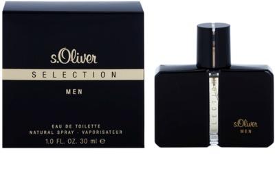 s.Oliver Selection Men Eau de Toilette para homens