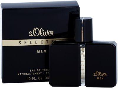 s.Oliver Selection Men eau de toilette para hombre 2