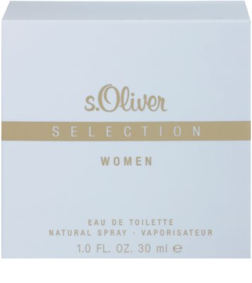 s.Oliver Selection Women eau de toilette nőknek 1