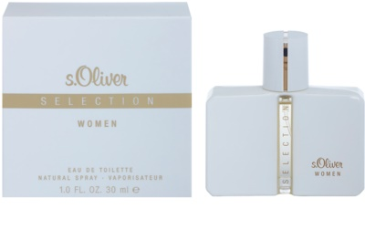 s.Oliver Selection Women eau de toilette nőknek