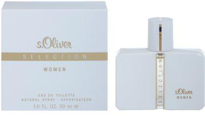 s.Oliver Selection Women Eau de Toilette para mulheres