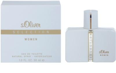 s.Oliver Selection Women toaletní voda pro ženy