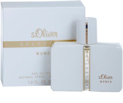 s.Oliver Selection Women eau de toilette nőknek 2