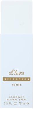 s.Oliver Selection Women dezodorant v razpršilu za ženske
