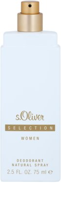 s.Oliver Selection Women deodorant s rozprašovačem pro ženy 1