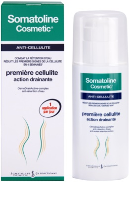 Somatoline Anti-Cellulite активний крем проти розтяжок та целюліту 1