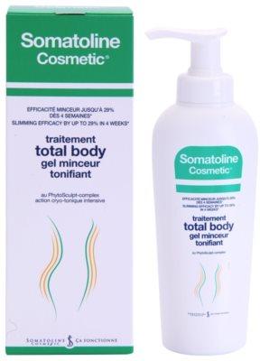Somatoline Body Care cuidado modelador e fortificante para corpo 1