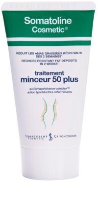 Somatoline Slimming 50 Plus crema reductora para mujeres después de la menopausia
