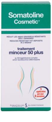 Somatoline Slimming 50 Plus crema cu efect de slabire pentru femi aflat la menopauza 2