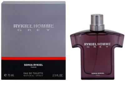 Sonia Rykiel Rykiel Homme Grey eau de toilette férfiaknak