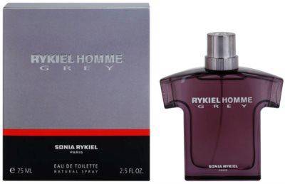 Sonia Rykiel Rykiel Homme Grey woda toaletowa dla mężczyzn