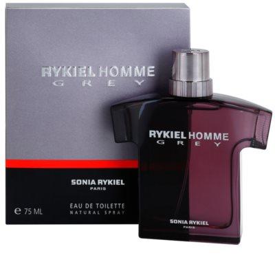 Sonia Rykiel Rykiel Homme Grey woda toaletowa dla mężczyzn 1