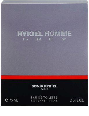 Sonia Rykiel Rykiel Homme Grey eau de toilette férfiaknak 4