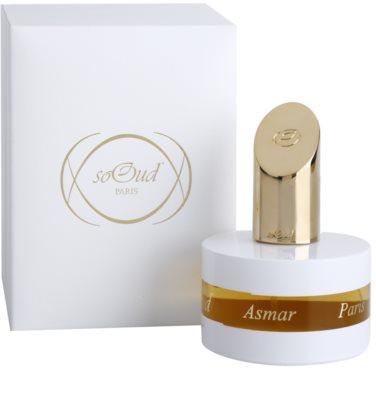SoOud Asmar Eau de Parfum unissexo